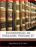 Eulenspiegel in England, Friedrich W. D. Brie, 1141432889