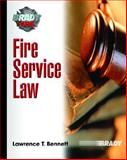 Fire Service Law, Bennett, Lawrence T., 0131552880
