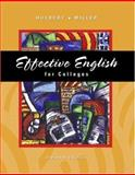 Effective English for Colleges, Miller, Michele Goulet and Hulbert, Jack E., 0324222882