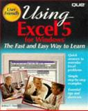Using Excel 5 for Windows, Nossiter, Josh C., 0789702886