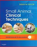 Small Animal Clinical Techniques, Taylor, Susan Meric, 1416052887