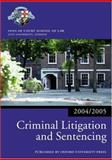Criminal Litigation and Sentencing, Inns of Court School of Law Staff, 0199272883