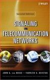 Signaling in Telecommunication Networks, Devetak, Fabrizio U. and Van Bosse, John G., 0471662887