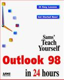 Sams Teach Yourself Outlook 98 in 24 Hours, John R. Nicholson, 0672312883
