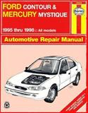 Ford Contour and Mercury Mystique : '94 Thru '98, Jacobs, Mark, 1563922886
