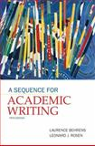 A Sequence for Academic Writing, Behrens, Laurence and Rosen, Leonard J., 0205172881