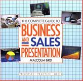 Complete Guide to Business and Sales Presentation 9780442302887