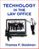 Technology in the Law Office, Goldman, Thomas, 0132352885
