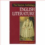 The Norton Anthology of English Literature, , 0393962881