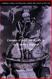 Contours of Death and Disease in Early Modern England, Dobson, Mary J., 0521892880