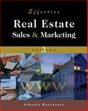 Effective Real Estate Sales and Marketing, Rosenauer, Johnnie and Mayfield, John, 0324222890