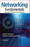 Networking Fundamentals : Wide, Local and Personal Area Communications, Pahlavan, Kaveh and Krishnamurthy, Prashant, 0470992891