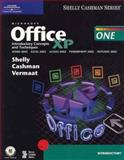 Microsoft Office XP : Introductory Concepts and Techniques, Shelly, Gary B. and Cashman, Thomas J., 0789562898
