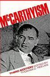 Mc Carthyism 9780894642890