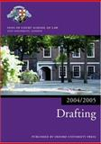 Drafting 2004-2005 : Drafting, 2004-2005, Inns of Court School of Law Staff, 0199272891
