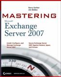 Mastering Microsoft Exchange Server 2007, Barry Gerber and Jim McBee, 0470042893