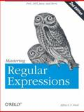 Mastering Regular Expressions, Friedl, Jeffrey E. F., 0596002890