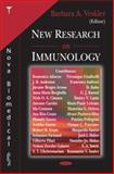 New Research on Immunology, Veskler, Barbara A., 1594542899