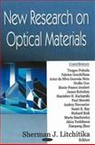 New Research on Optical Materials, Litchitika, Sherman J., 1600212891