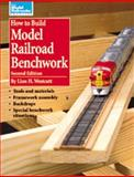 How to Build Model Railroad Benchwork, Linn Westcott, 0890242895