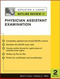 Physician Assistant Examination, Simon, Albert F. and Miller, Anthony A., 0071402896