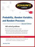 Probability, Random Variables, and Random Processes, Hsu, Hwei P., 0071632891