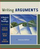 Writing Arguments : A Rhetoric with Readings, Concise Edition, Ramage, John D. and Bean, John C., 0321412893