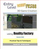 Entry Level 3D Game Creation Using Reality Factory, HobbyPRESS, 1453692894
