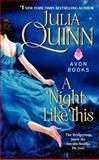 A Night Like This, Julia Quinn, 0062072900