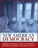 The New American Democracy, Fiorina, Morris P. and Peterson, Paul E., 0205552900
