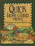 Quick Home-Cooked Meals, Maryann Zepp, 1561482900