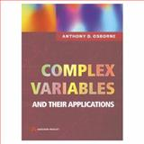Complex Variables and Their Applications, Osborne, Anthony, 0201342901