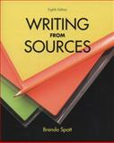 Writing from Sources, Spatt, Brenda, 0312602901