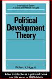 Political Development Theory, Richard Higgott, 0415042909
