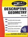 Schaum's Outline of Descriptive Geometry, Hawk, M. C., 0070272905