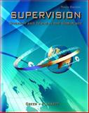 Supervision : Diversity and Teams in the Workplace, Greer, Charles R. and Plunkett, Richard, 0130972908