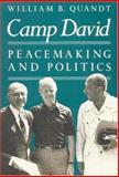 Camp David, William B. Quandt, 0815772904