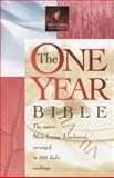 The One Year Bible NLT, , 0842332901