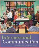 Interpersonal Communication, Trenholm, Sarah and Jensen, Arthur, 0195312902