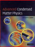 Advanced Condensed Matter Physics, Sander, Leonard M., 0521872901