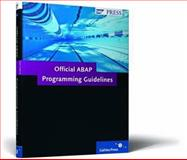 Official ABAP Programming Guidelines, Horst Keller and Wolf Hagen Thümmel, 1592292909