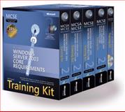 MCSE Self-Paced Training Kit (Exams 70-290, 70-291, 70-293, 70-294) : Microsoft Windows Server 2003 Core Requirements, Holme, Dan and Thomas, Orin, 0735622906