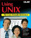 Using UNIX, Negus, Christopher and Schulmer, Larry, 0789702908