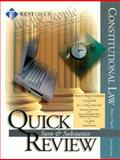 Quick Review of Constitutional Law, Prygoski, Phil, 0314242902