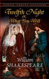 Twelfth Night, William Shakespeare, 0486292908