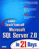 Sams Teach Yourself Microsoft SQL Server 7 in 21 Days, Sawtell, Rick, 0672312905