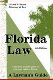 Florida Law, Gerald B. Keane, 1561642908
