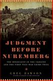 Judgment Before Nuremberg, Greg Dawson, 1605982903