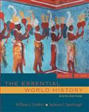 The Essential World History, Duiker, William J. and Spielvogel, Jackson J., 0495902918