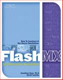 Flash MX for Interactive Simulation, Kaye, Jonathan and Castillo, David R., 1401812910